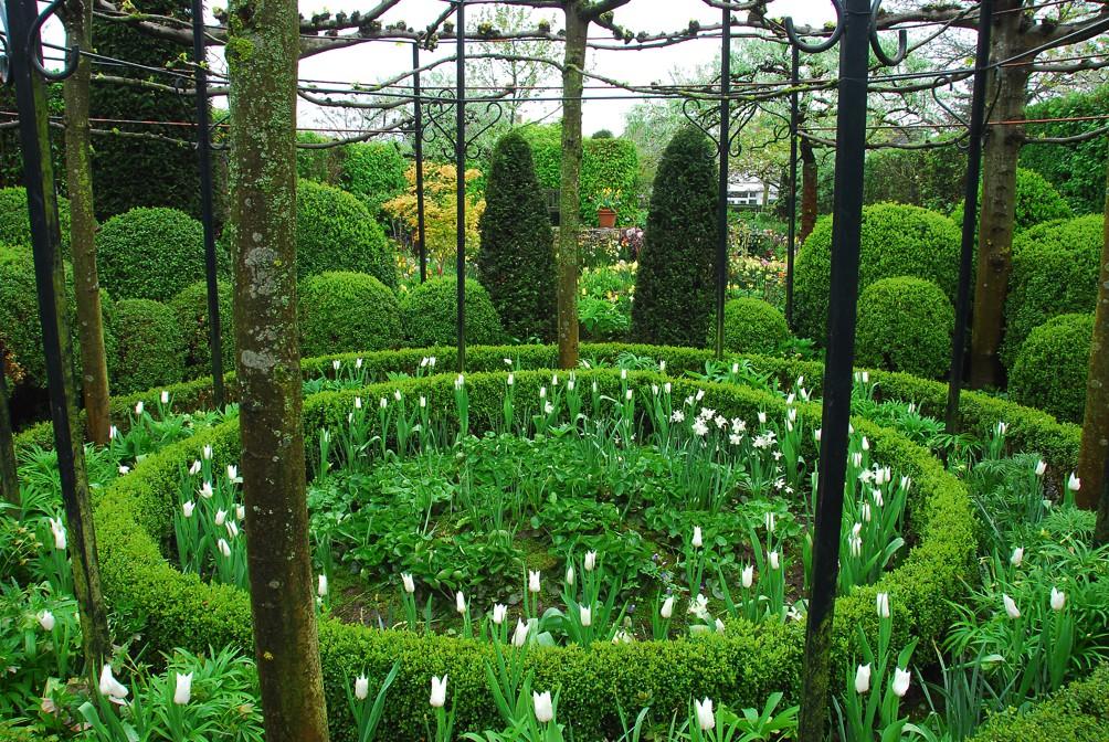 Heerenhof oude tuin